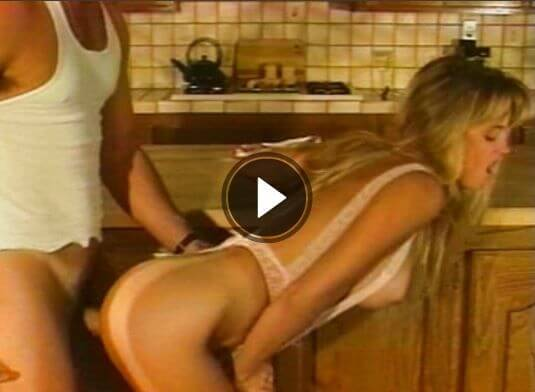 Blonde girl sex